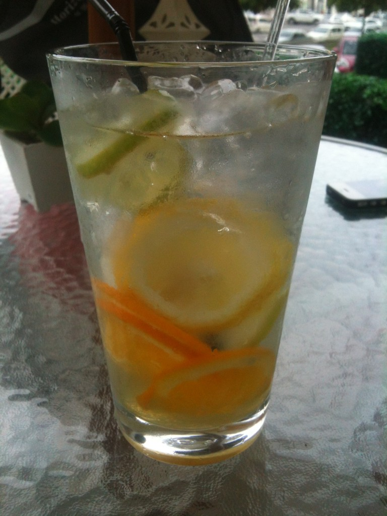 3 citrus soda