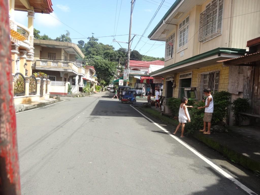 Streets of Mauban