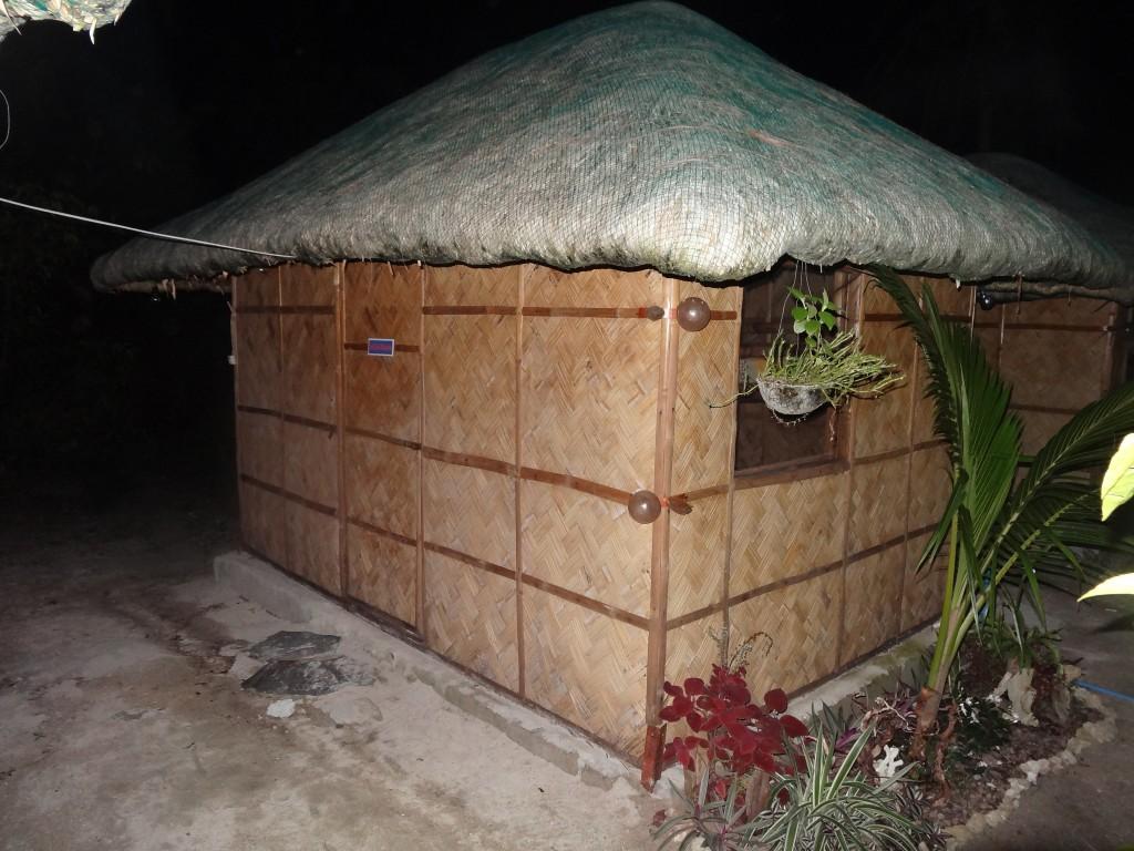 Bali Huts at Dona Choleng