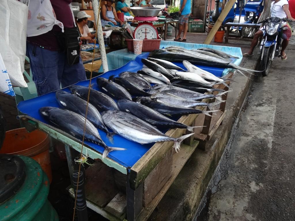 Mauban markets