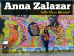 Solo Female Travel: Anna Zalazar Talks Life On The Road