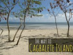 The Way To Cagbalete Island