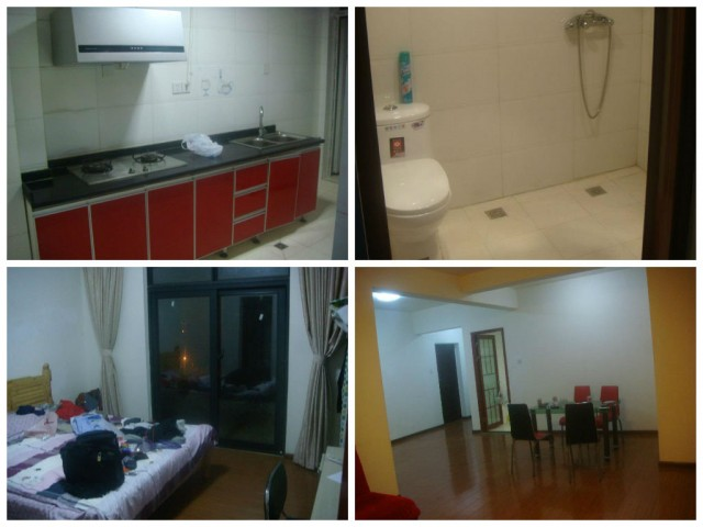 accommodation for teach and travel china
