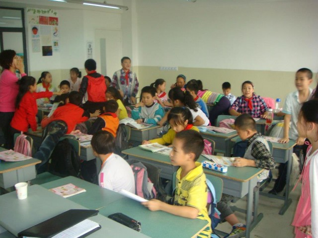 Teach and travel China by i-to-i