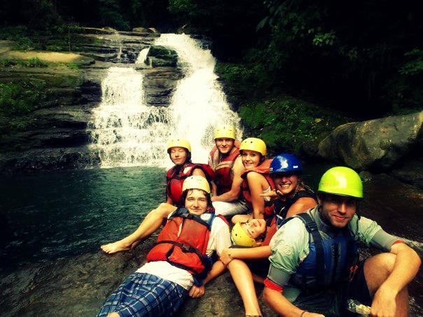 Christine Gmyr from Fleeting Life in Costa Rica