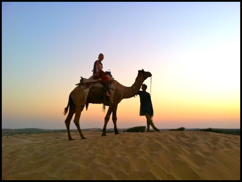 Solo female travel tips, rajasthan, hippie in heels