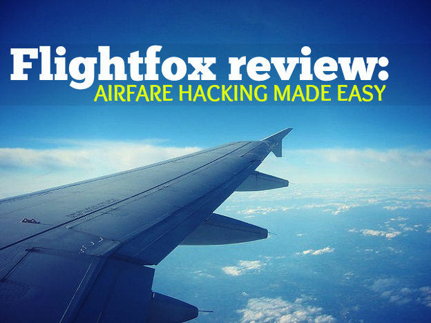 I finally used Flightfox for the first time. Here's how it went.