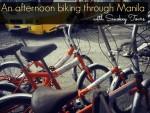 An Afternoon Biking Through Manila With Smokey Tours