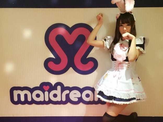 What's it like to dine at a maid cafe? Let me tell you..