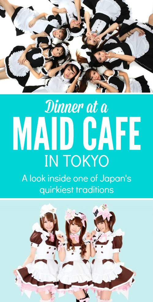 Heading to Tokyo? Check out Bren's Maid Cafe experience in Akihabara. Put it on your bucket list!