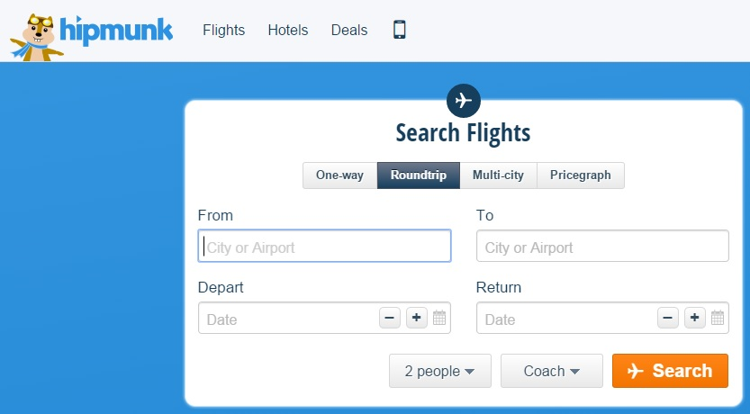hipmunk, best travel websites 2015