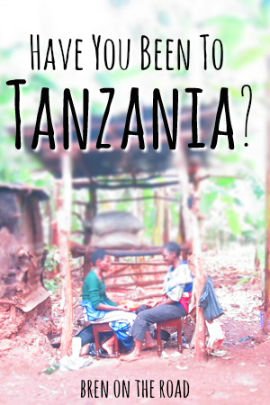 Beautiful piece about all the small things that make Tanzania beautiful.