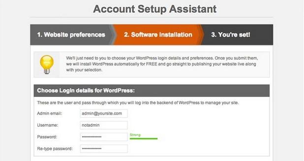 wordpresssetup