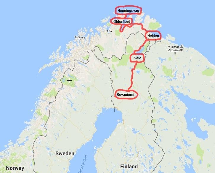 rovaniemi-ivalo-neiden-oldersfjord-honnigsvag