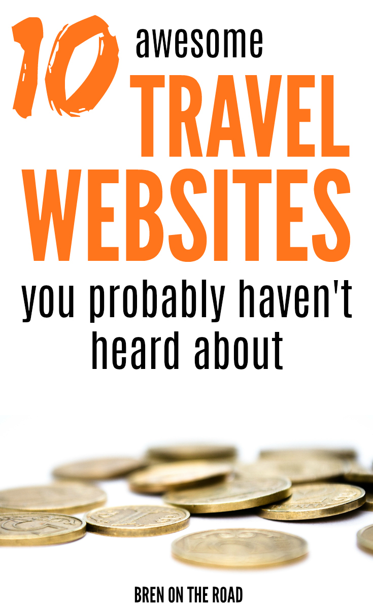 Cheaper flights? A place for your leftover coins? Goodbye banks? Hacking Europe? After another year on the road I bring you the sites that have helped me travel better, safer, cheaper and longer. Check out these hot new travel websites to stash in your bookmarks this year.