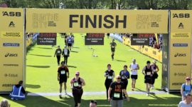 Running The Auckland Marathon